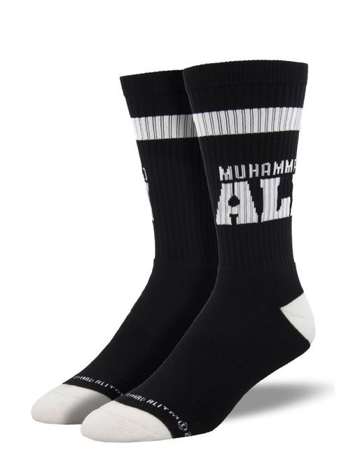 Muhammad Ali Athletic Socks