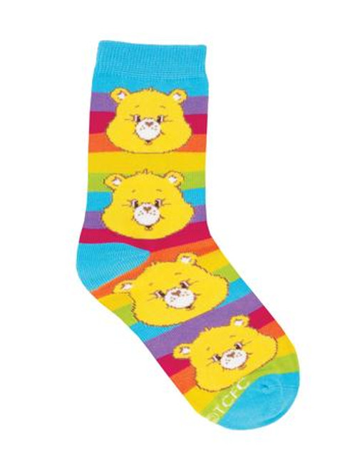 "Kids' Care Bears ""Funshine"" Socks"