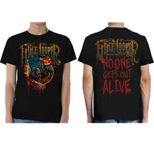 Alice Cooper Halloween T-Shirt