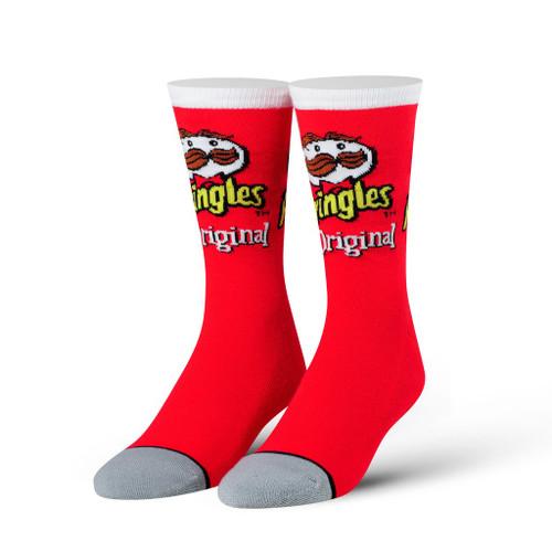 Pringles Can Crew Socks