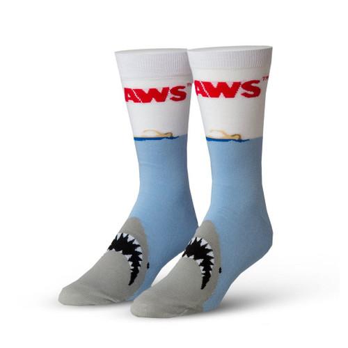 Jaws Crew Socks