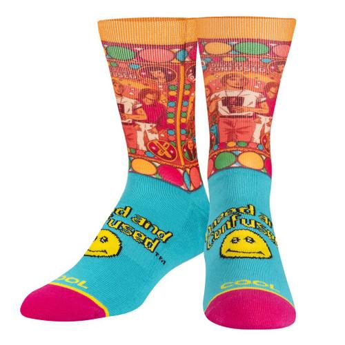 Dazed and Confused Crew Socks