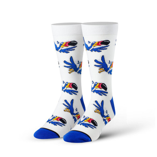 Froot Loops Follow Your Nose Crew Socks