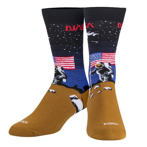 Space Exploration Crew Socks