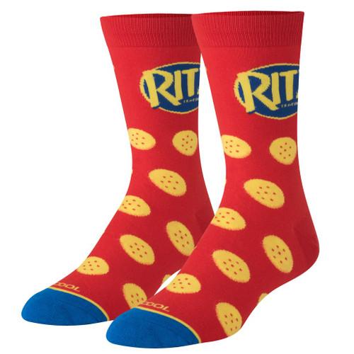 Ritz Crackers Crew Socks
