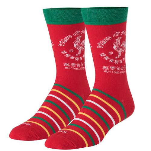 Srirachi Crew Socks