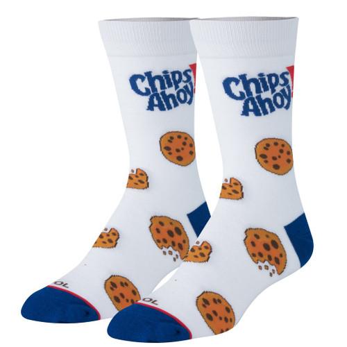 Chip Ahoy Cookies Crew Socks