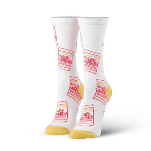 Cup Noodles Women's Crew Socks