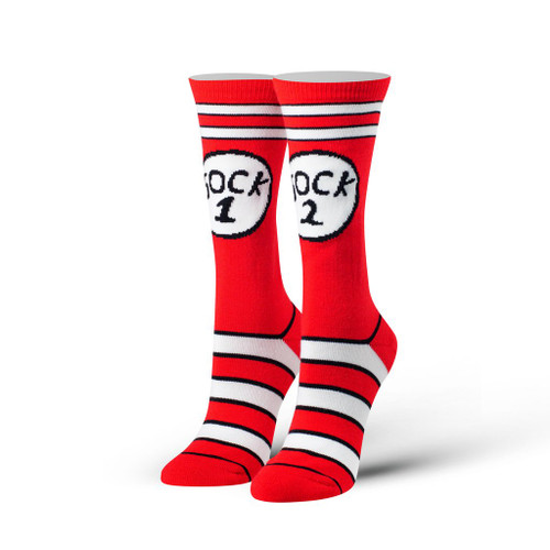 Women's Sock 1 and Sock 2