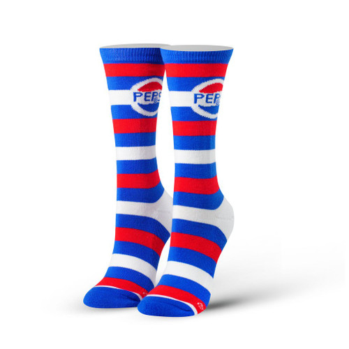 Women's Pepsi Cola Crew Socks