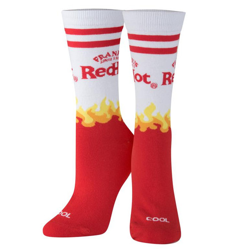 Women's Franks Red Hot Socks
