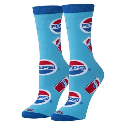 Women's Pepsi Cans Crew Socks