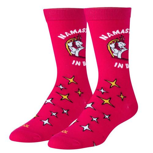 Women's Namaste In Bed Socks