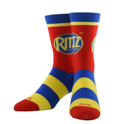 Women's Ritz Logo Crew Socks