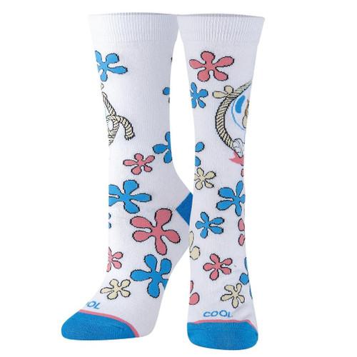 Women's Baby Sandy Crew Socks