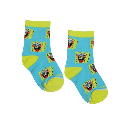 SpongeBob All Over Socks Kids 4-7