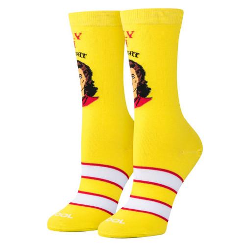 Women's IDGAS Crew Socks