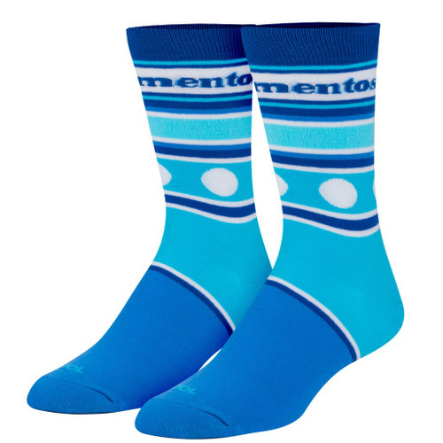 Mentos Stripes Crew Socks