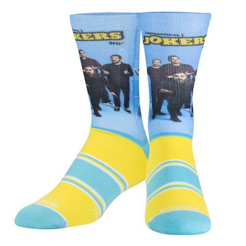 Impractical Jokers Crew Socks