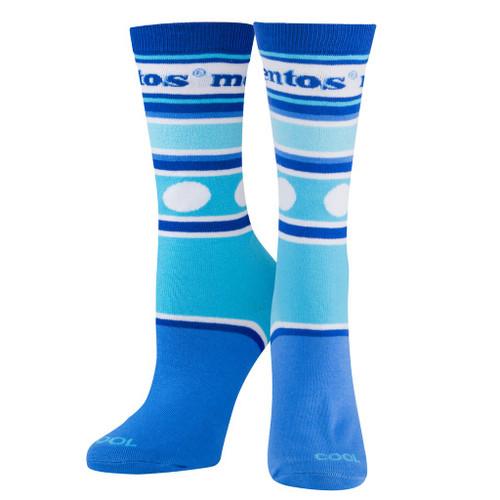 Women's Mentos Stripes Crew Socks