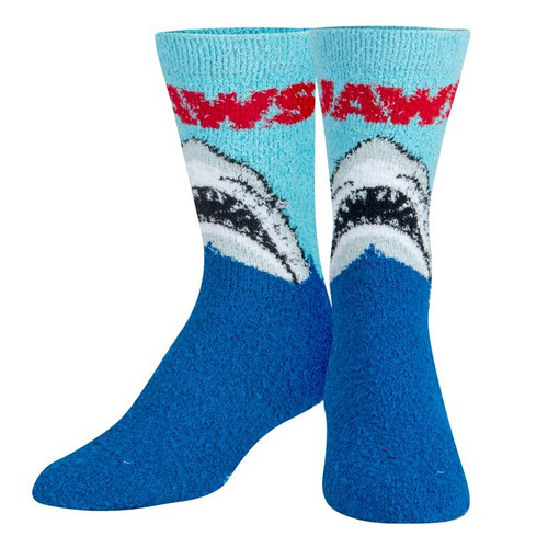 Jaws Fuzzy Socks