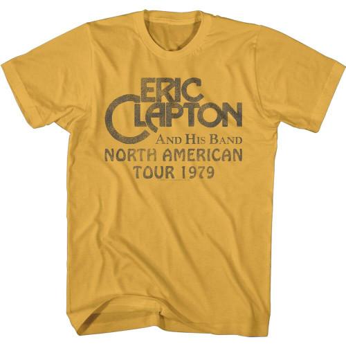 Eric Clapton 1979 North American Tour T-Shirt