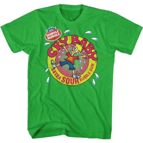 Dubble Bubble Cry Baby Extra Sour T-Shirt