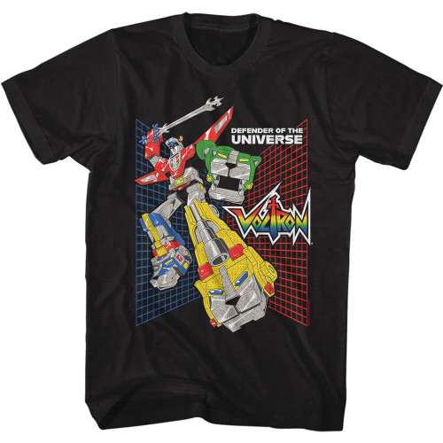 Voltron Perspective T-Shirt