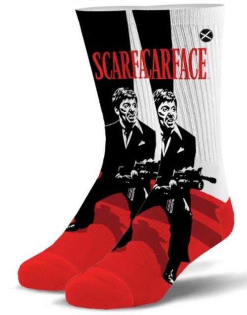Scarface Last Stand Crew Socks