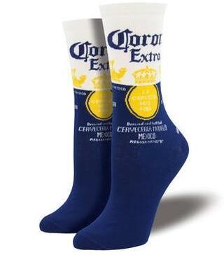 Women's Corona Socks