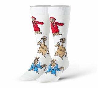 E.T. Disguses Crew Socks