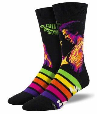 Men's Hendrix Psychedelic Socks