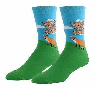 Zero Fox Given Crew Socks