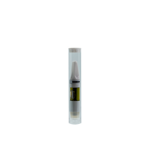 Plastic Tubes for Vape Cartridges 100 Pack