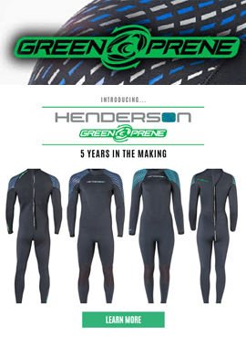 Henderson wetsuits