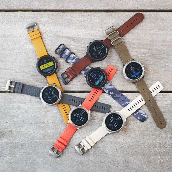 suunto watch straps