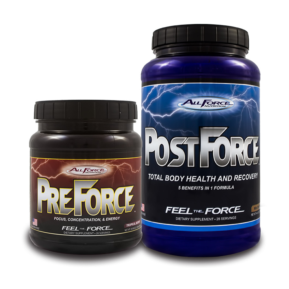 Pre / Protein Combo Pack