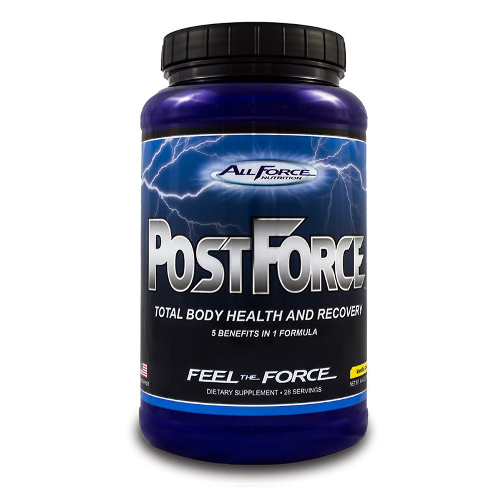 VANILLA POST FORCE PROTEIN -2 Carbs per Serving!