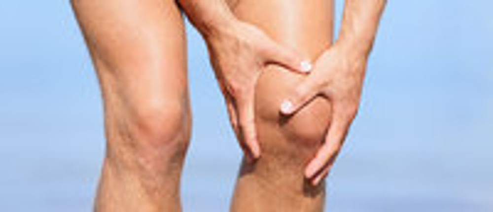 Why do athletes have joint pain?
