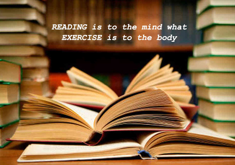 Readers are the Kings and Queens of the World