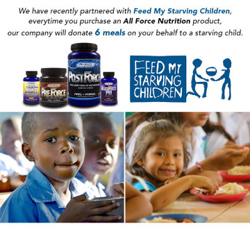 Feed My Starving Children - Health For Hunger Campaign