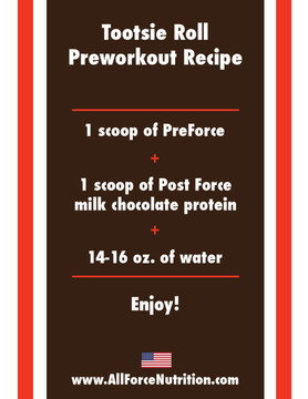Delicious Preworkout Recipe
