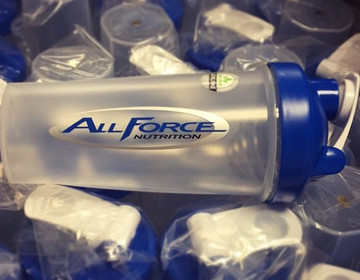 Custom All Force Blender Bottle