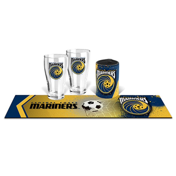Central Coast Mariners Bar Essentials Gift Pack