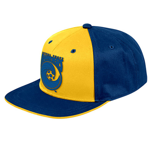 Central Coast Mariners Embroidered Flat Peak