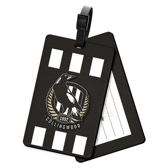 Collingwood Magpies Luggage Tag