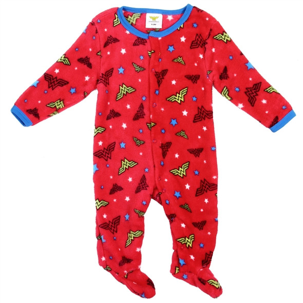 Baby Girls New Born Fleece Grow Suit