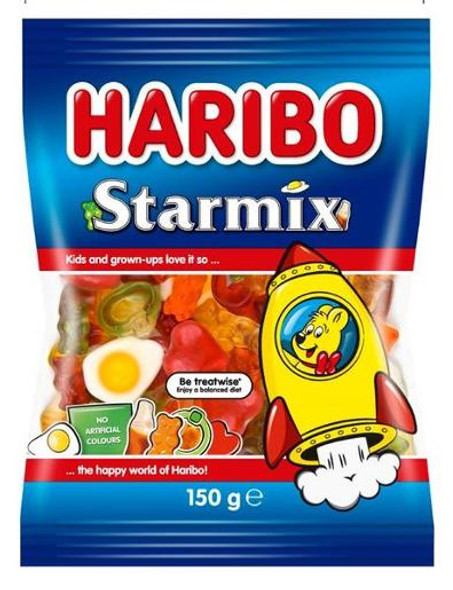 Haribo Star Mix 150g