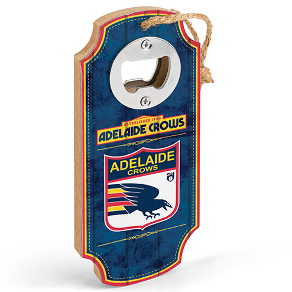 Adelaide Crows First 18 Bottle Opener