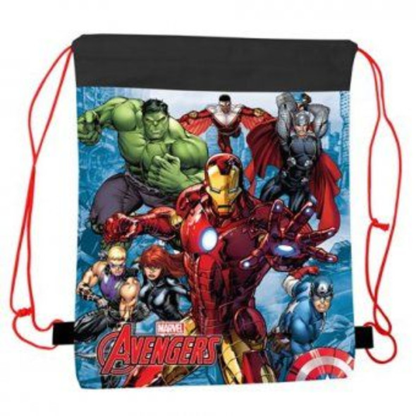 Marvel Avengers Pull String Swim Bag